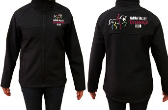 Yarra Valley Dressage Club Jacket